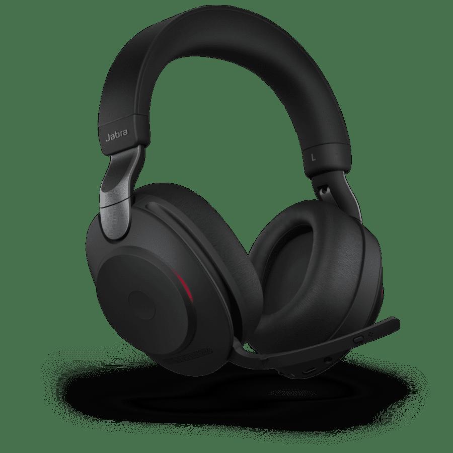 Jabra Evolve2 85 Link380c Ms Stereo Black Headsets India